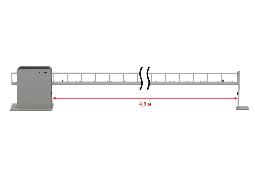 Антивандальный шлагбаум DoorHan Barrier Protector со стрелой 4,5 метров