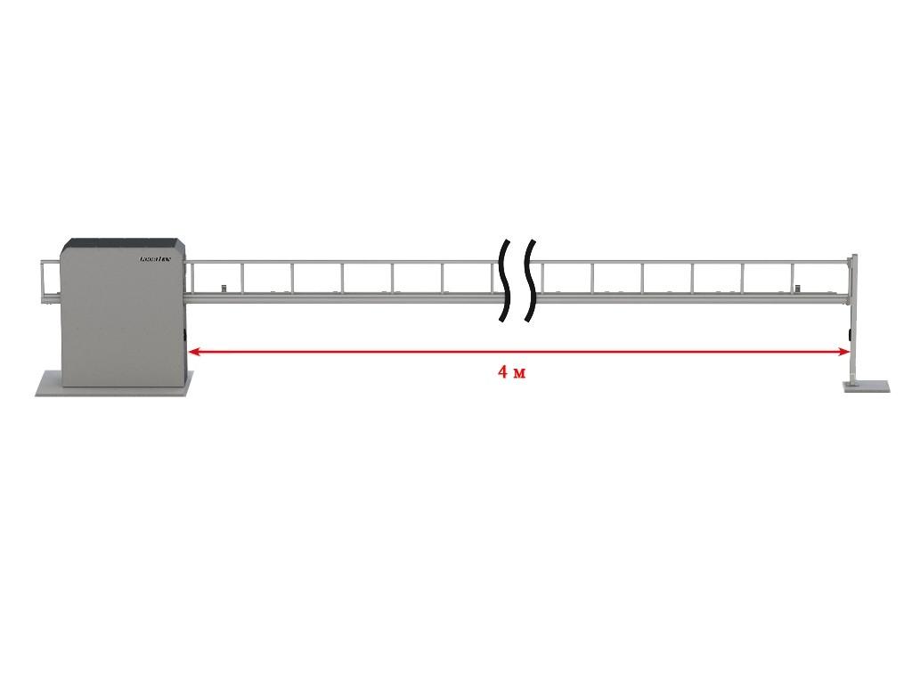 Антивандальный шлагбаум DoorHan Barrier Protector со стрелой 4 метров