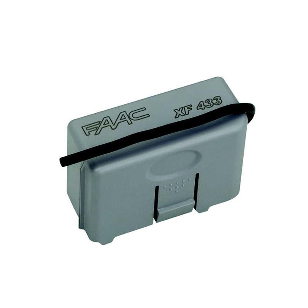 Радиоприемник 2-канальный встраиваемый в разъем XF 433 МГц