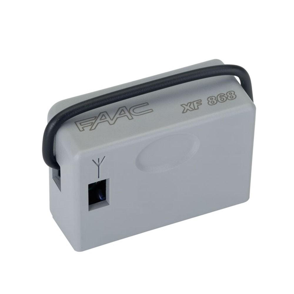 Радиоприемник 2-канальный XF 868 МГц