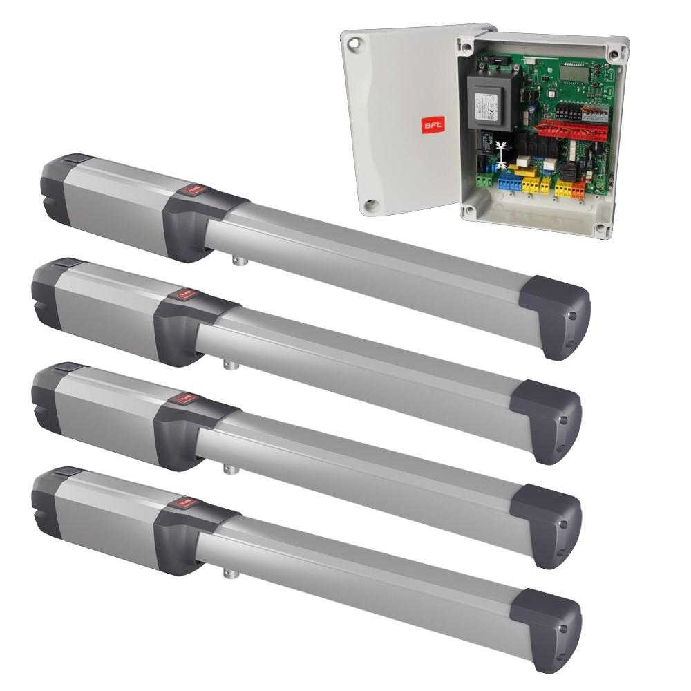 Комплект приводов BFT PHOBOS AC A50 для больших распашных ворот