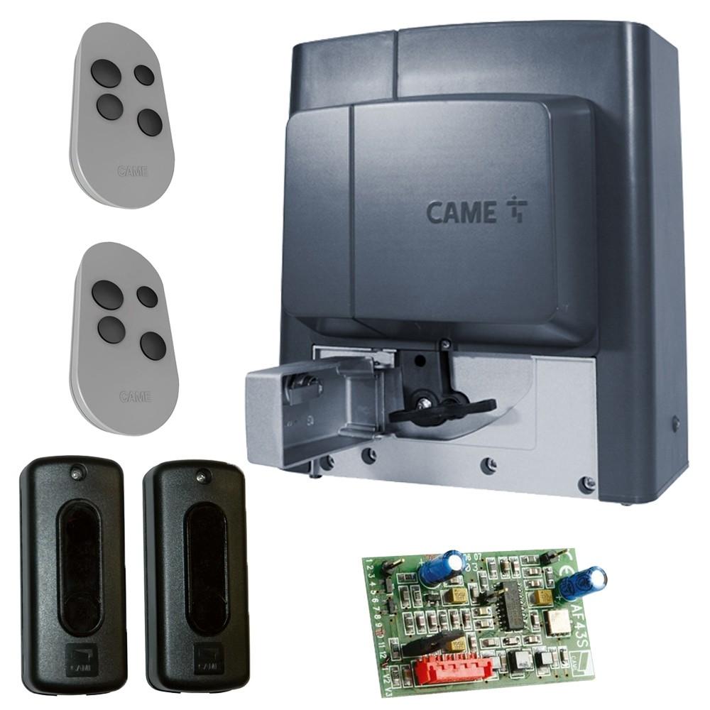 Комплект автоматики для откатных ворот Came BKS12AGS COMBO CLASSICO