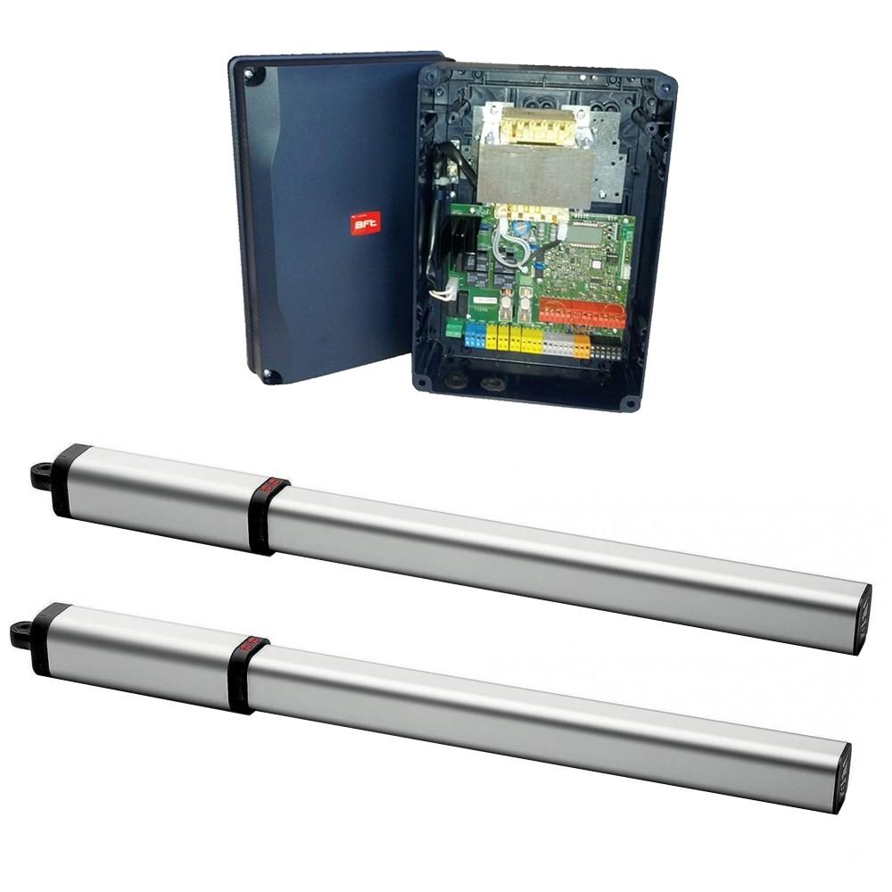 BFT GIUNO ULTRA BT А20 комплект гидравлических приводов для распашных ворот