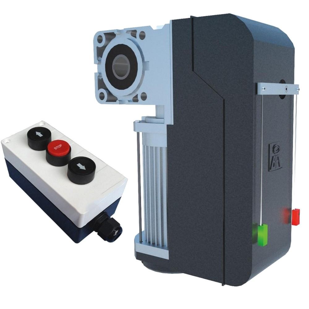 Привод для секционных ворот BFT PEGASO BCJA 380 V c панелью управления
