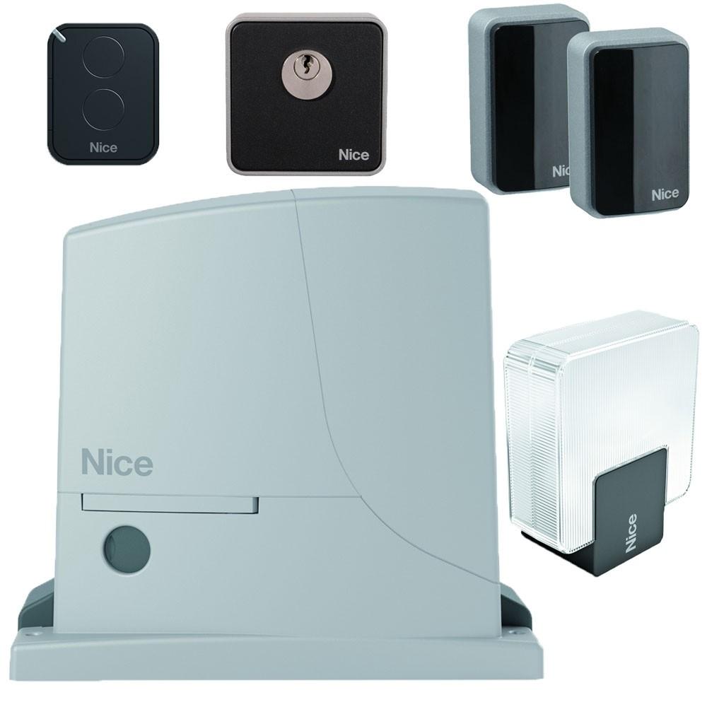 Комплект привода для откатных ворот NICE ROX600 KCE