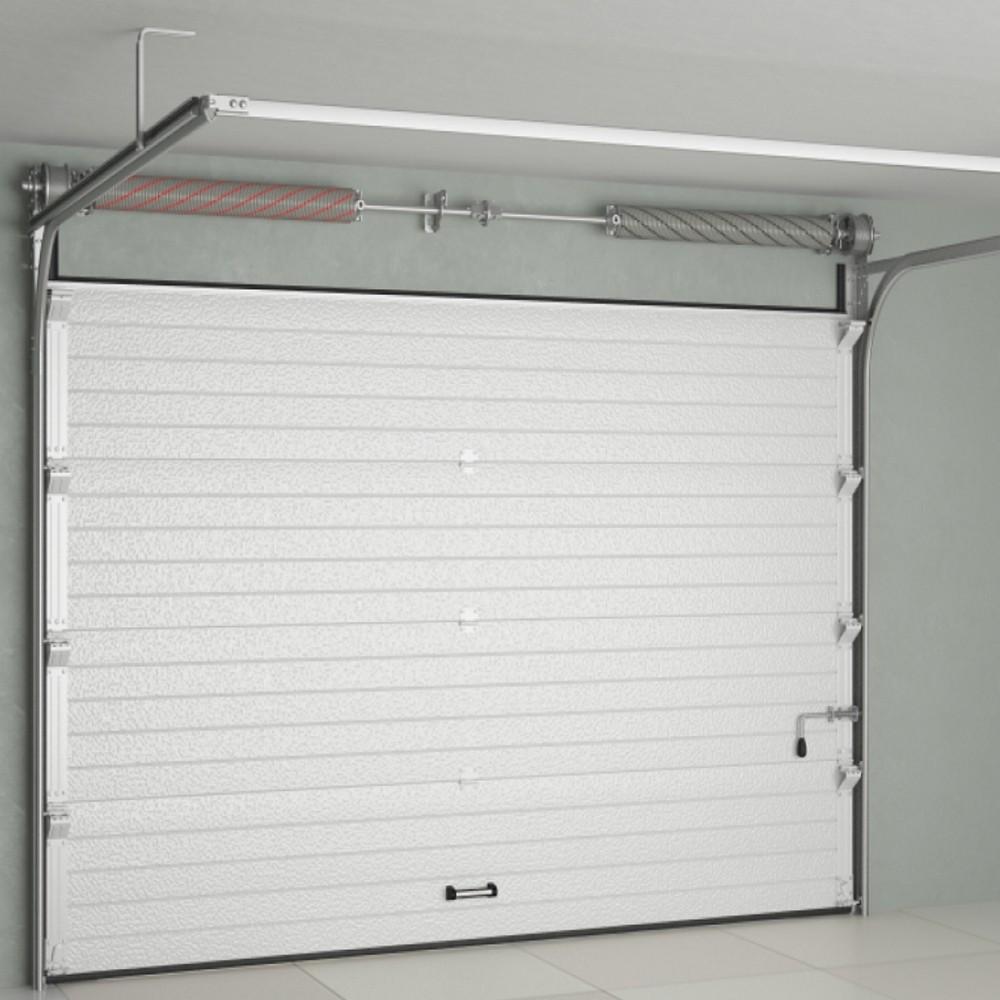 Гаражные секционные ворота DoorHan RSD02 2000х1800 мм