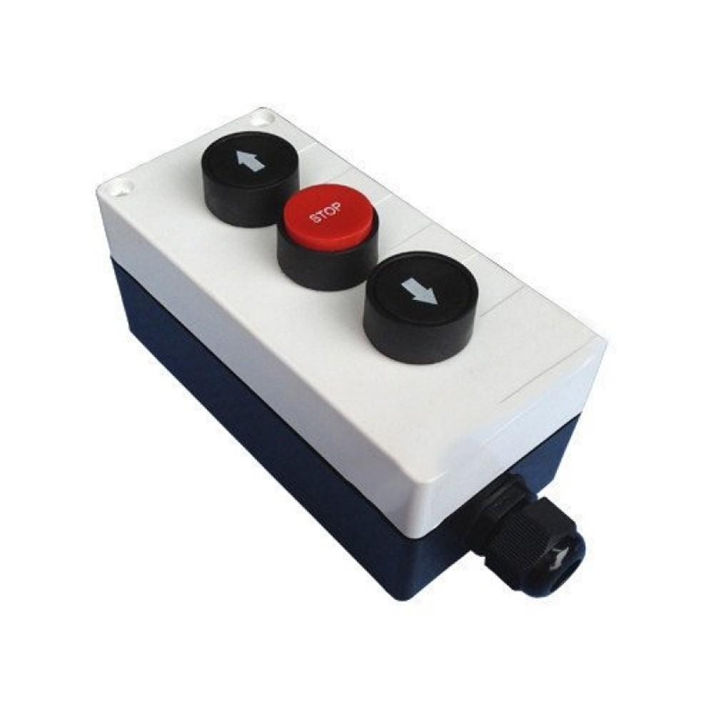 Трёхкнопочная панель управления BFT SPC3