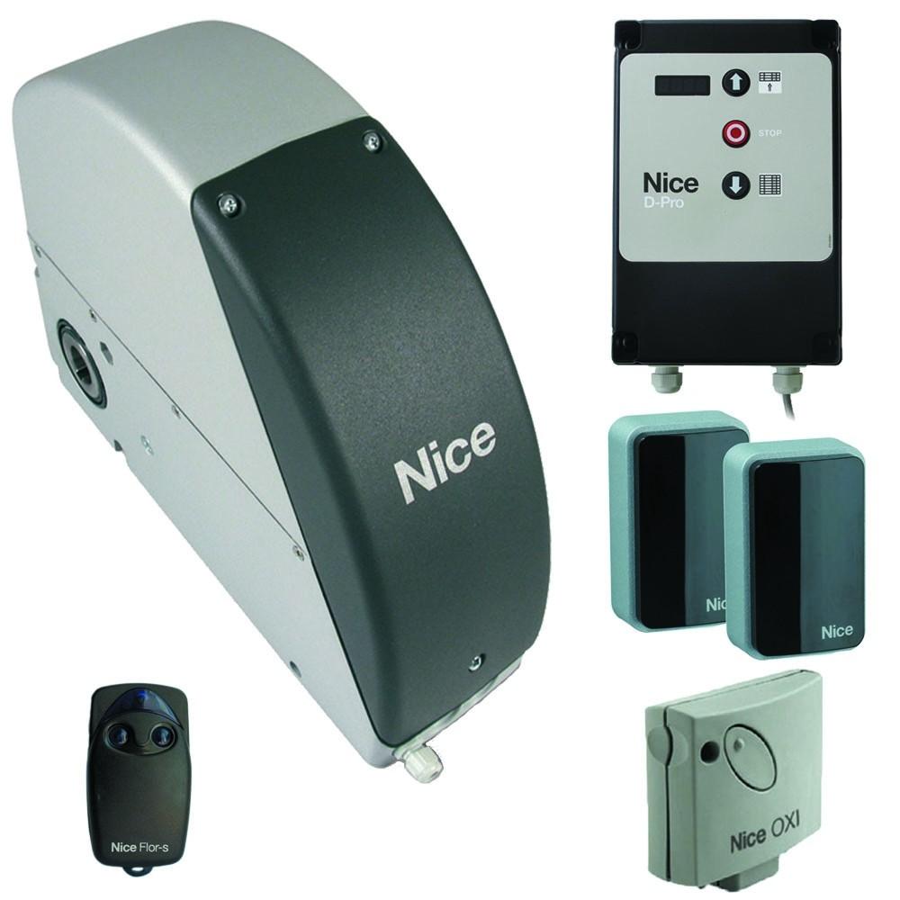 Комплект автоматики для секционных ворот Nice SUMOVKIT1