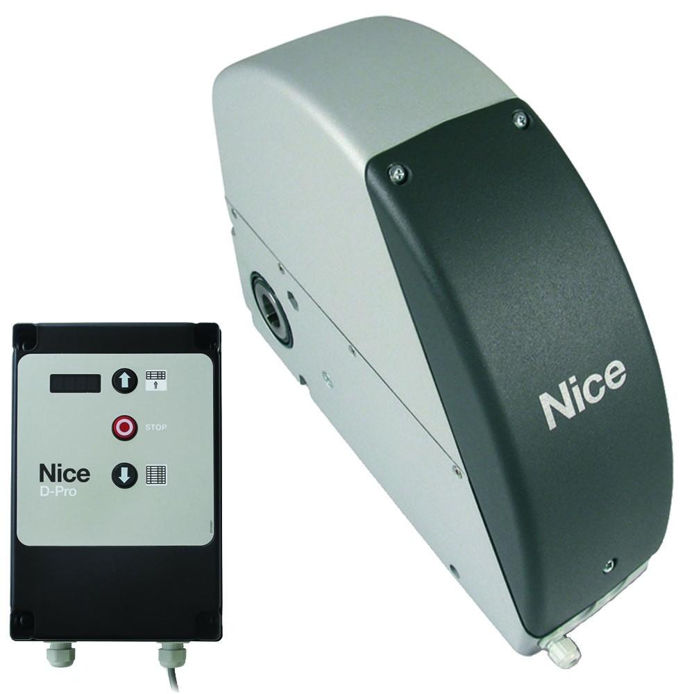 Комплект автоматики для секционных ворот Nice SU2000V