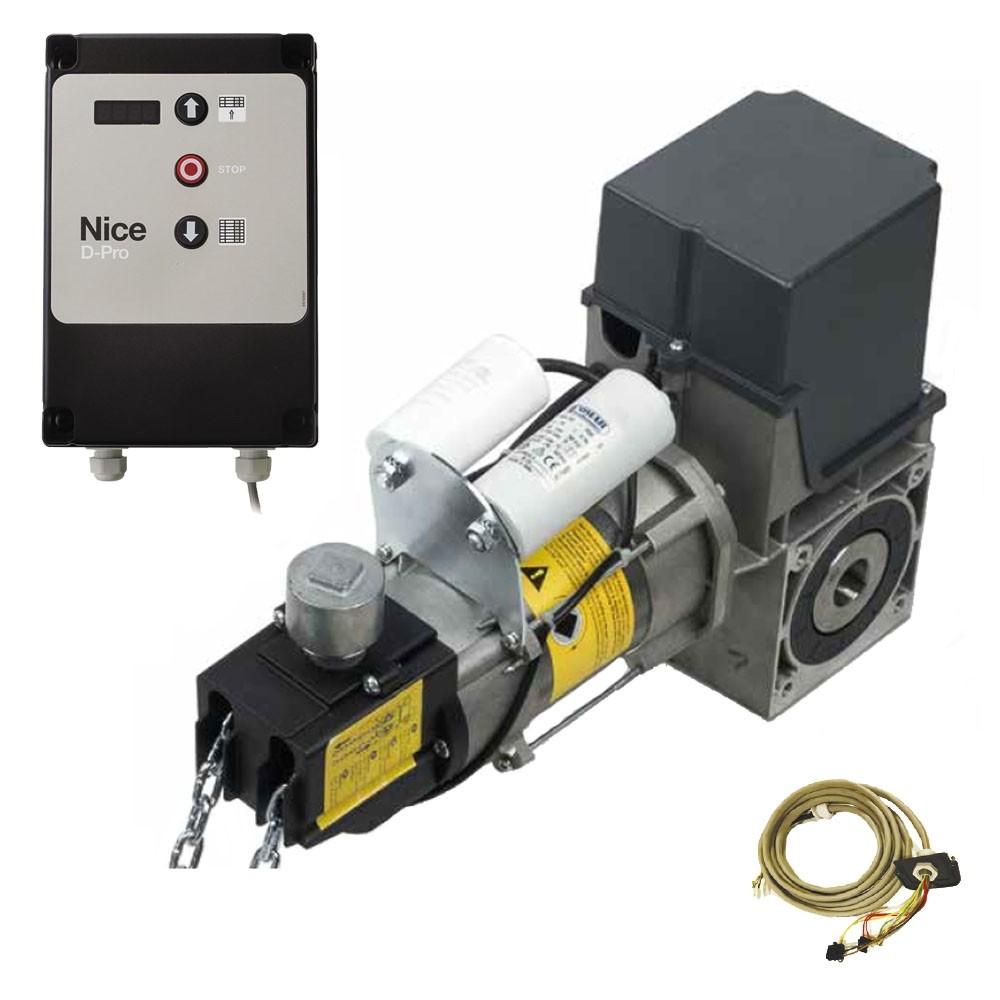 Комплект автоматики Nice SW7020230KEKIT1 для промышленных секционных ворот