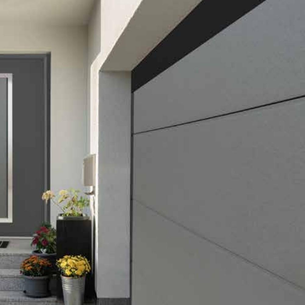 Гаражные секционные ворота RenoMatic 5000 x 2500