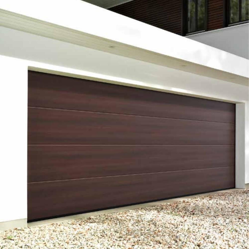 Гаражные секционные ворота RenoMatic 4000 x 2125