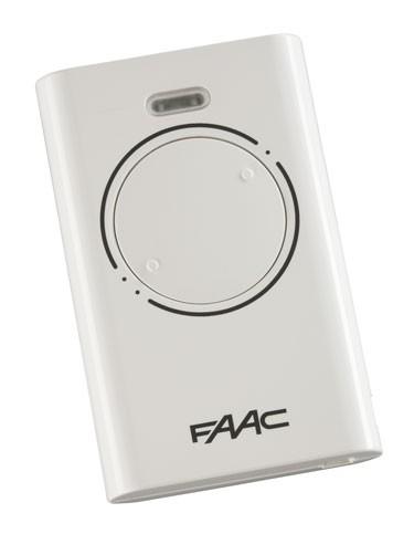Брелок-передатчик Faac XT2 868 SLH LR 868 МГц