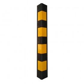 Демпфер угловой ДУ-900 светоотражатели желтого цвета