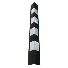 Демпфер угловой ДУ-800 светоотражатели белого цвета