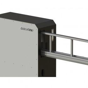 Антивандальный шлагбаум DoorHan Barrier Protector со стрелой до 5,5 метров
