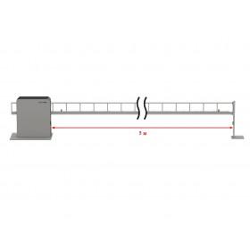 Антивандальный шлагбаум DoorHan Barrier Protector со стрелой до 5 метров