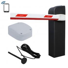 Шлагбаум Doorhan Barrier Pro 5000 с управлением через телефон