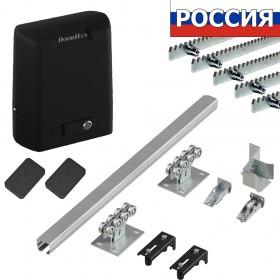 Комплект для откатных ворот DoorHan до 400 кг 6м.+ привод Sliding 800