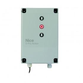 Блок управления Nice D-PRO Action для однофазных приводов 230В