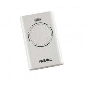 Брелок-передатчик Faac XT4 868 SLH LR белого цвета