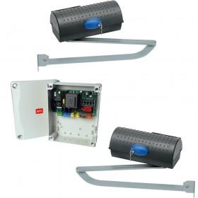 Базовый комплект автоматики BFT IGEA для распашных ворот