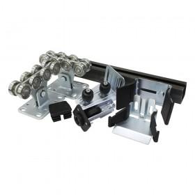 Система комплектующих Alutech для откатных ворот весом до 450 кг 6м