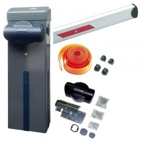 Шлагбаум BFT GIOTTO 60 с прямоугольной стрелой 6,4м (без пластиковых накладок)