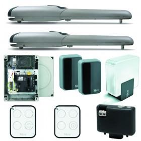 Комплект автоматики для распашных ворот Nice Wingo 5024BDKCE