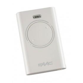 Брелок-передатчик Faac XT2 433 SLH LR белого цвета