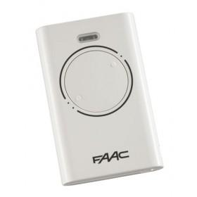 Брелок-передатчик Faac XT2 868 SLH LR белого цвета