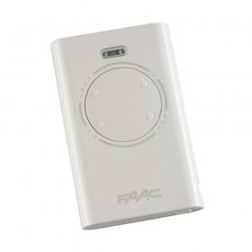 Брелок-передатчик Faac XT4 433 SLH LR белого цвета