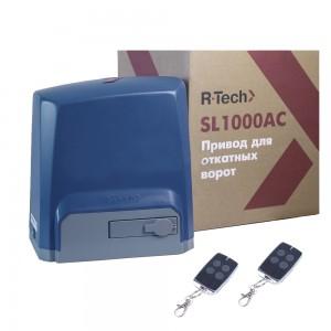 Привод для откатных ворот R-TECH SL1000AC