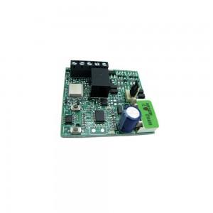 Радиоприемник 2-канальный встраиваемый в разъем RP 433 МГц  память на 250 пультов с кодировкой RC