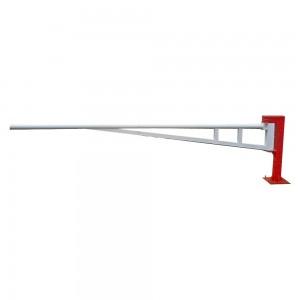 Шлагбаум поворотный усиленный D76 мм. стрела 6 метра