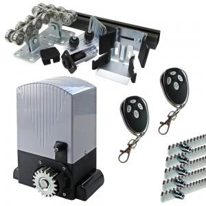 Комплектующие Alutech до 450кг 6м + привод An-Motors ASL500KIT
