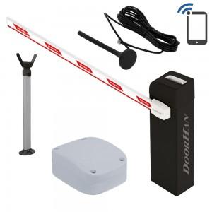 Шлагбаум Doorhan Barrier Pro 6000 с GSM модулем