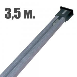 Направляющая рейка для приводов BFT BIN 1250 CATENA L 3500