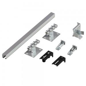 Система роликов и направляющих для балки DoorHan 60х55х3 L5000мм DHS20460
