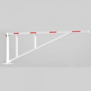 Шлагбаум поворотный ЭКОНОМ стрела 4 метра
