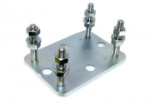 Подставка регулировочная для системы Alutech до 450кг.