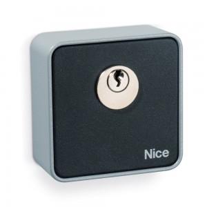 Переключатель с ключом Nice EKS
