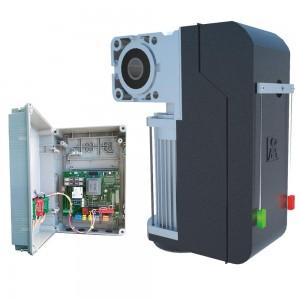 Привод для секционных ворот BFT PEGASO BCJA 230 V  с блоком LEO B CBB
