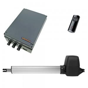 Привод для 1-створчатых распашных ворот RotaMatic 1 С обогревом