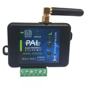 GSM приёмник PAL SG303GB для управления шлагбаумами и воротами
