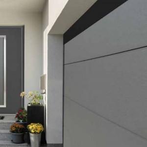 Гаражные секционные ворота RenoMatic 5000 x 2125