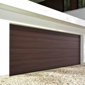 Гаражные секционные ворота RenoMatic 4000 x 2500