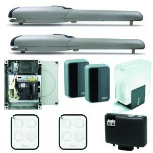 Комплект автоматики для распашных ворот Nice Wingo 4024 KCE