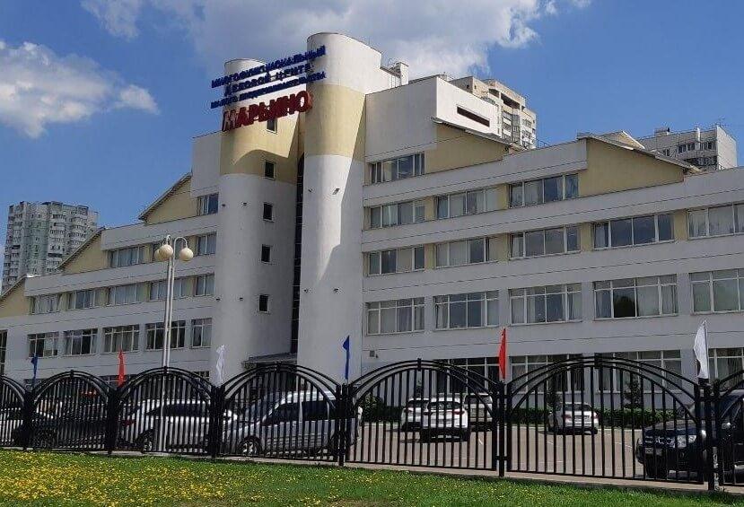 Здание делового центра и офиса Арко Сервис
