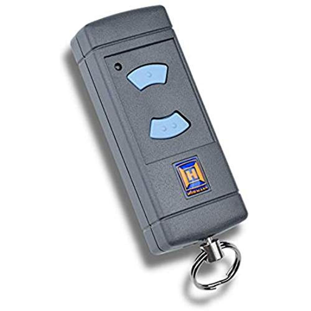 Устаревшая модель пульта Hormann HSE с голубыми кнопками